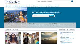 Ucsd Job Portal