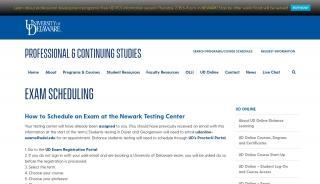 Ud Pcs Student Portal