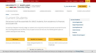 Umuc Student Portal