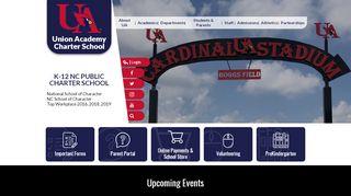 Union Academy Parent Portal