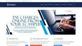 Uniport Student Portal
