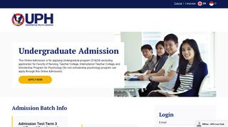 Uph Edu Login