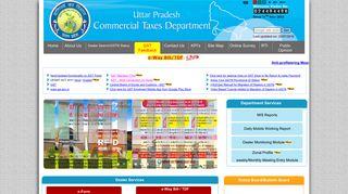 Uttar Pradesh Commercial Tax Login