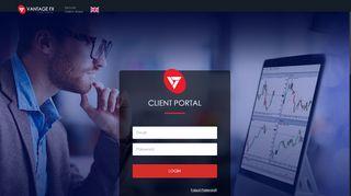 Vantage Fx Client Portal