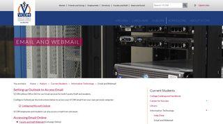 Vcom Email Portal