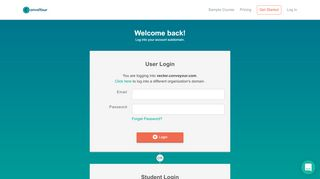 Vector Learning Portal