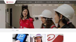 Veolia Recruitment Portal