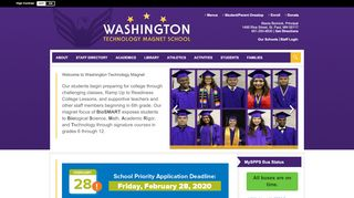 Washington Spps Org Student Portal
