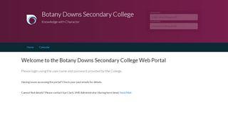 Web Portal Bdsc