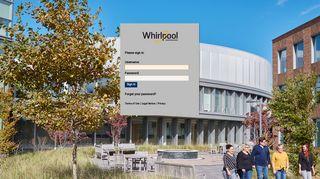 Webservices Whirlpool Com One Irj Portal