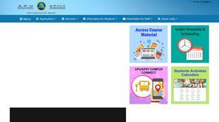 Webspace 2 Login
