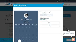 Websphere Portal Developer Resume
