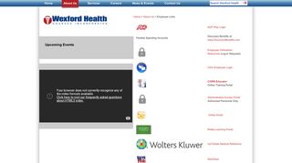 Wexford Health Login