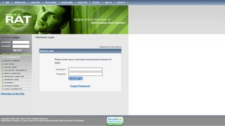 Whosarat Com Login Password