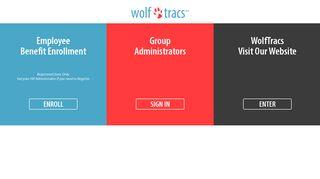 Wolftracs Insurance Login