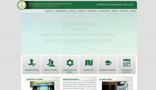 Wup Student Portal