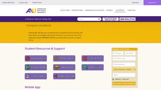 Www An Edu Student Portal