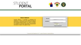Www Learningalliance Edu Pk Student Portal