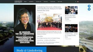 Www Limkokwing Net Student Portal