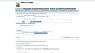 Www University Of Nairobi Student Portal