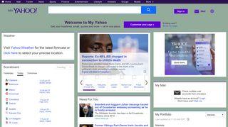 Yahoo Portal