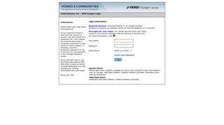 Yardi Voyager Login Hud - Find Official Portal