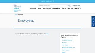 Ynhh Benefits Portal