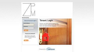 Zpm Management Tenant Portal