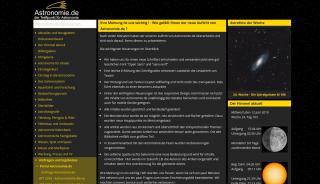 Astronomie Portal