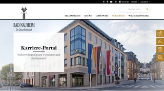 Bad Nauheim De Karriere Portal