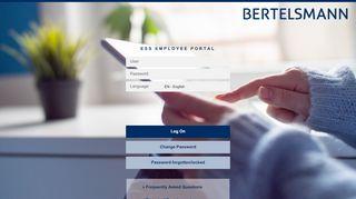 Bertelsmann Portal
