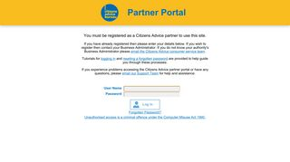 Cab Partner Portal