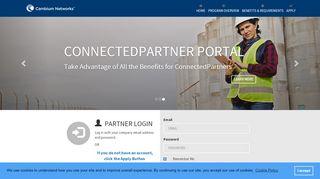 Cambium Partner Portal