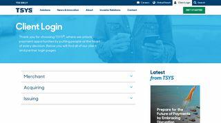 Cayan Partner Portal