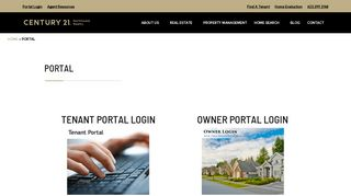 Century 21 Northwest Portal