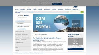 Cgm Portal