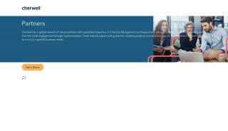 Cherwell Partner Portal