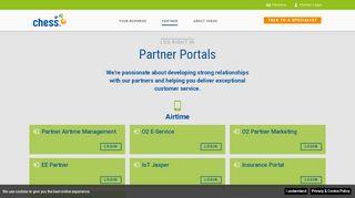 Chess Partner Portal