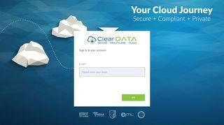 Cleardata Portal