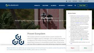 Cloudian Partner Portal