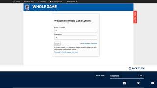 Club Portal System