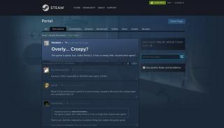 Creepy Portal