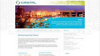 Cristal Portal