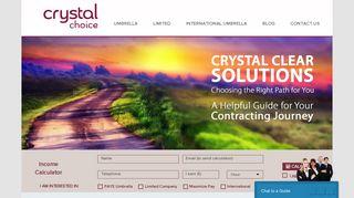 Crystal Umbrella Portal