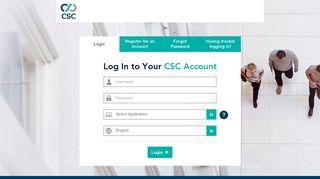 Csc Global Portal