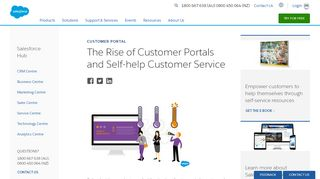 Customer Portal Management