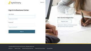 Dealer Portal Sychrony Financial