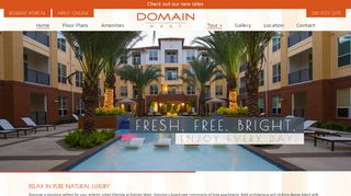 Domain West Resident Portal