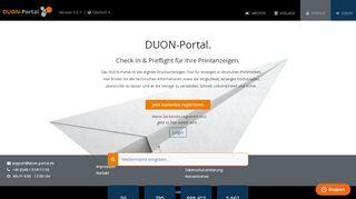 Duon Portal