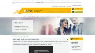 Ebase Portal